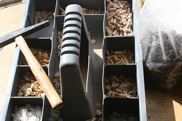 Traitement termites - traitement et renforcement structures bois - Maindron